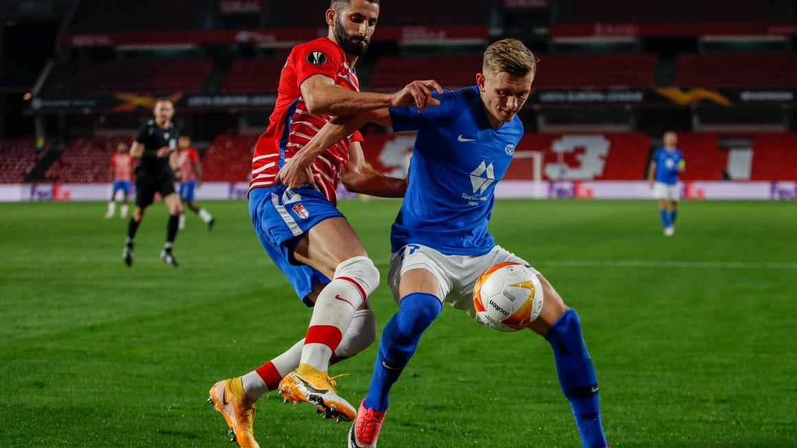 Holmgren Pedersen klar for Feyenoord!