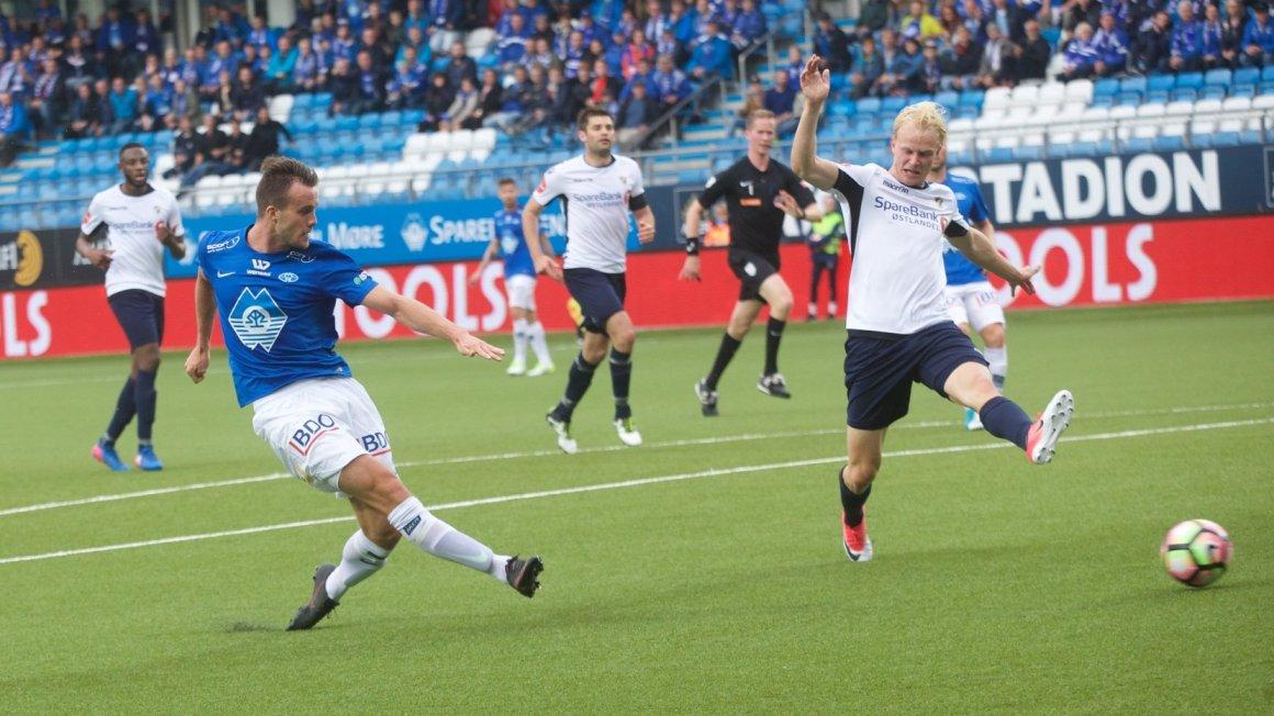 Før kampen: Molde - Stabæk