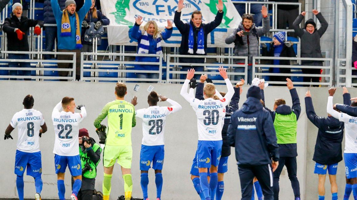 Før kampen: Vålerenga - Molde FK