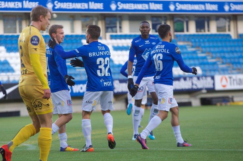Petter Strand scoret mot Bodø/Glimt (foto: P.T.Nilsen)
