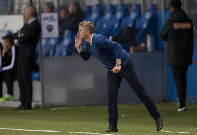 I høst slo vi Sandefjord 3-1 på Aker Stadion (scanpix)