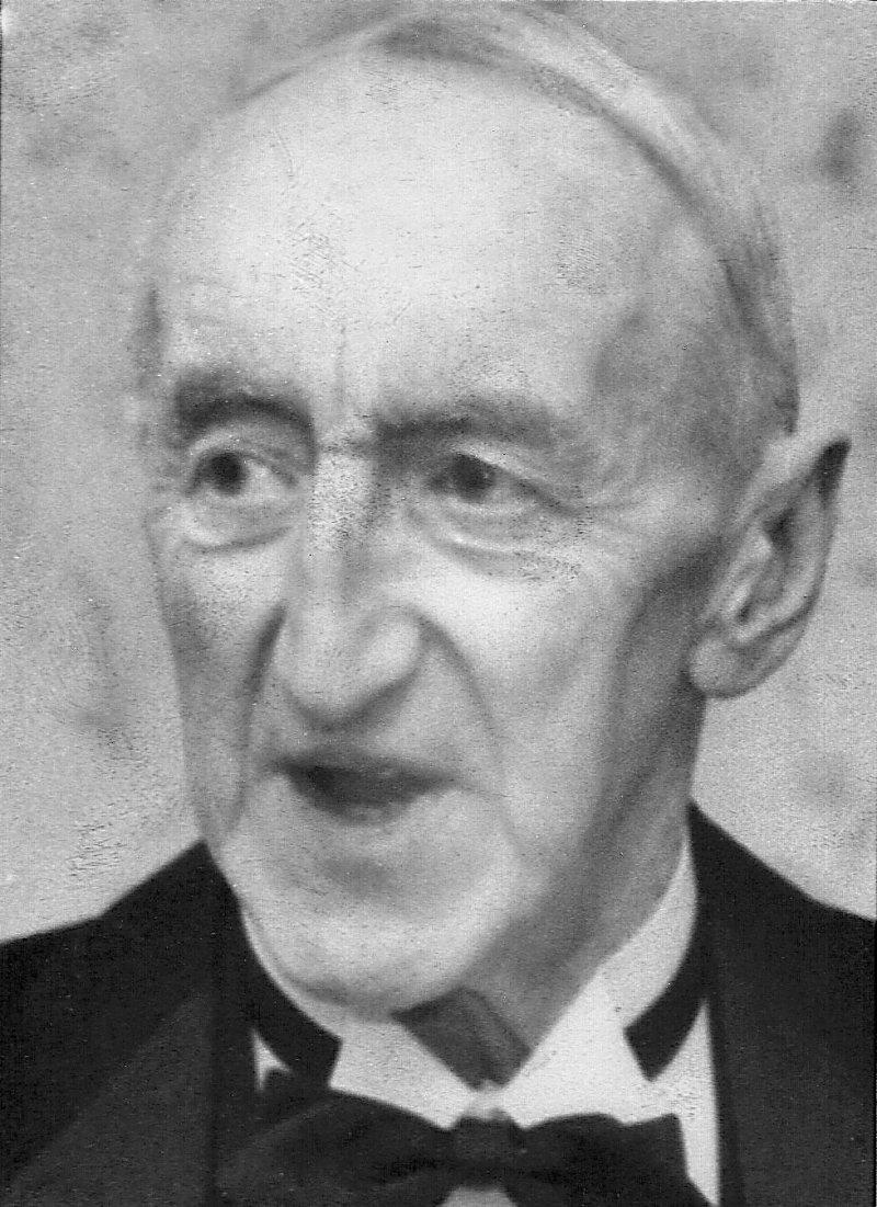 Formann J.F Dahl (1911)