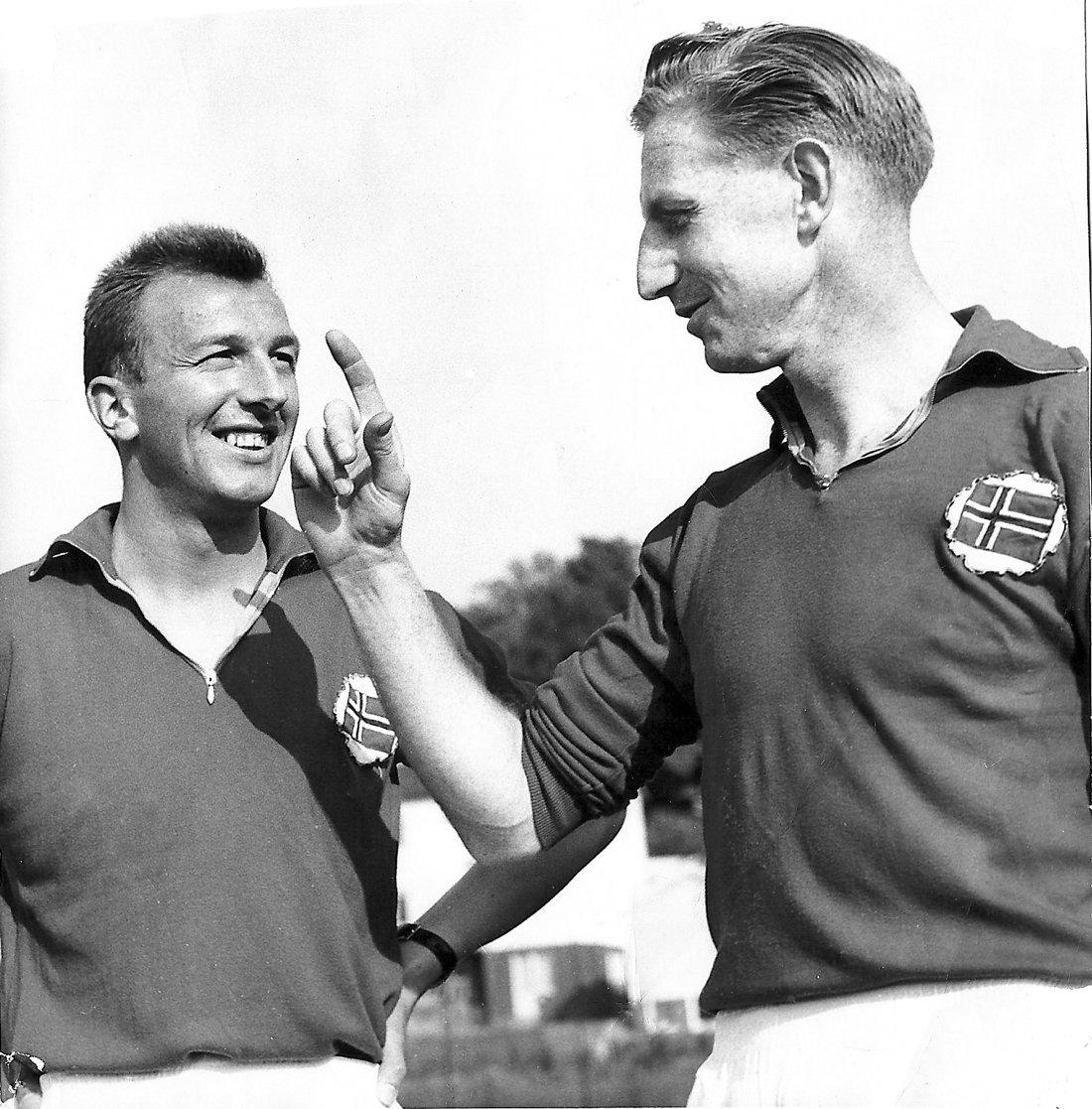 Legernes og Svendsen (1957)