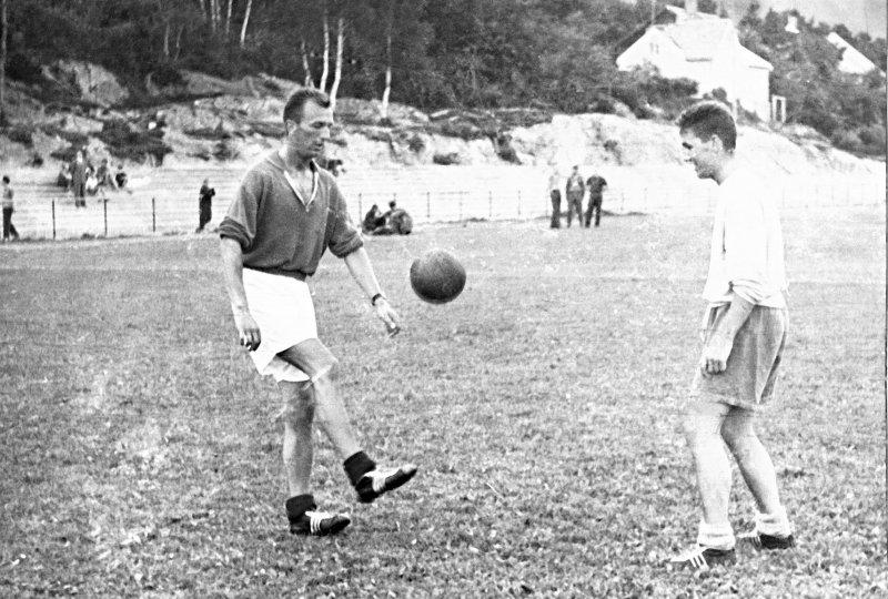 Arne og Bjørn Legernes (1957)