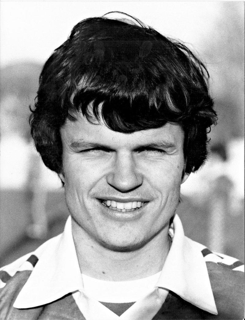 Terje Sorthe spilte for Molde fra 1981 til 1985