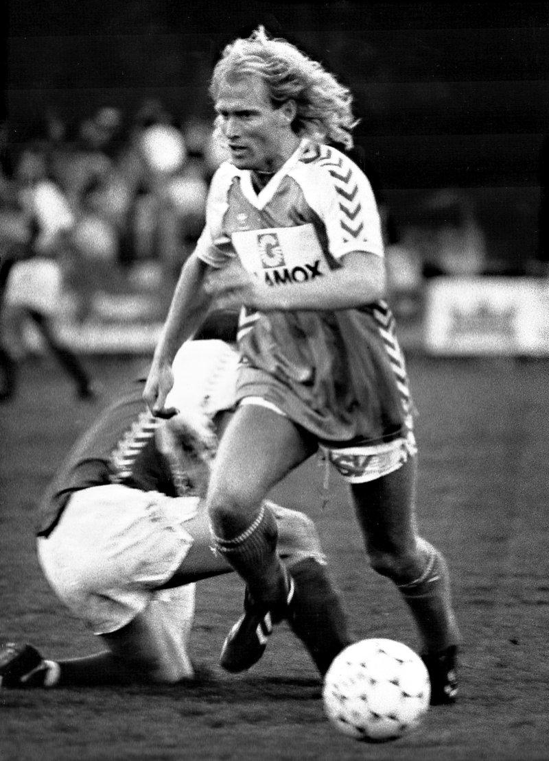 Rune Ulvestad var ikke lett å stoppe. Foto: RB